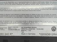 Подушка безопасности боковая (в сиденье) Porsche Cayenne 2007-2010 6774103 #3