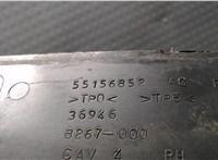 Пластик (обшивка) моторного отсека Jeep Grand Cherokee 2004-2010 6775406 #2
