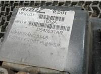 Усилитель бампера Nissan Murano 2002-2008 6776828 #2