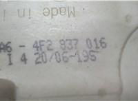 4F2837016B Замок двери Audi A6 (C6) 2005-2011 6781523 #2