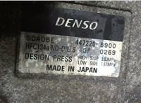 Компрессор кондиционера Daihatsu Sirion 1998-2004 6820379 #3
