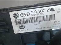 4f0907289e Блок управления (ЭБУ) Audi A6 (C6) 2005-2011 6870264 #4