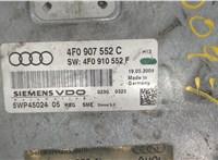 4F0907552C Блок управления (ЭБУ) Audi A6 (C6) 2005-2011 6878695 #3